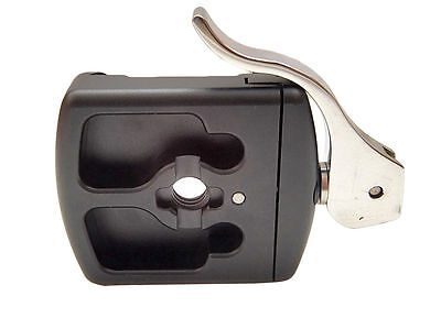 FITTEST Really Right Stuff 50mm Lever Release Clamp B2  LRII for RRS Compatible