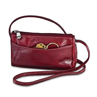 David King & Co. Florentine Top Zip Mini Bag 3501