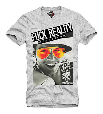 E1Syndicate T Shirt Fear And Loathing In Las Vegas Johnny Depp Bat Country 3325