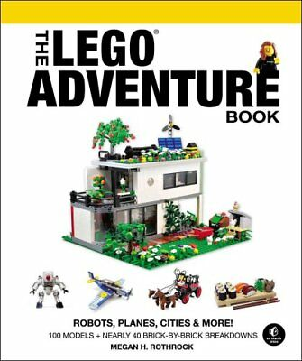 The Lego Adventure Book, Vol. 3 by Megan H. Rothrock 9781593276102