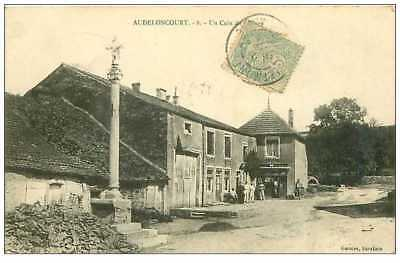 52.audeloncourt.n°45.un Coin Du Village.commerce