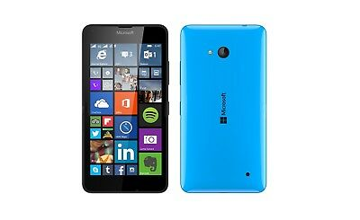 Microsoft Lumia 640 in Cyan Handy Dummy Attrappe  Requisit, Deko, Ausstellung