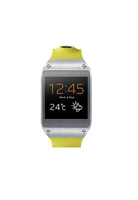Samsung Galaxy Gear in Green Smartwatch Dummy Attrappe - Requisit, Werbung