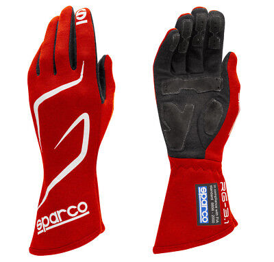 Guanti Racing Sparco Modello Land Rg-3.1 - Racing Rosso - 001308