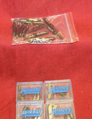 Muzzy 100Gr 3-Blade Broadheads Lot of 11 & 4 Packs of Replacement Blades