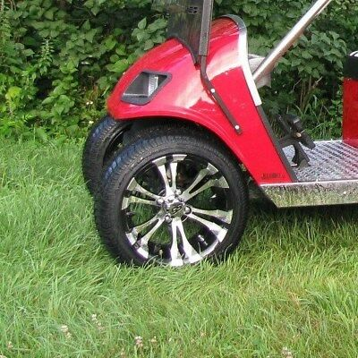 Nice Golf Cart Wheel and DOT tire Combo  14''  Great for EZ-GO RXV & Yam Drive