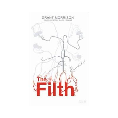 The Filth, the Deluxe Edition by Grant Morrison (author), Chris Weston (illus...