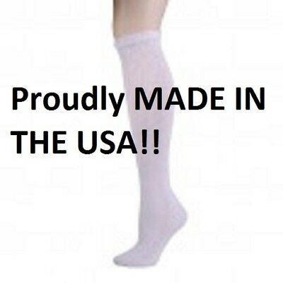 DIABETIC SOCKS OVER THE CALF PHYSICIANS CHOICE SIZE 13-15    3 TO 12 Pair