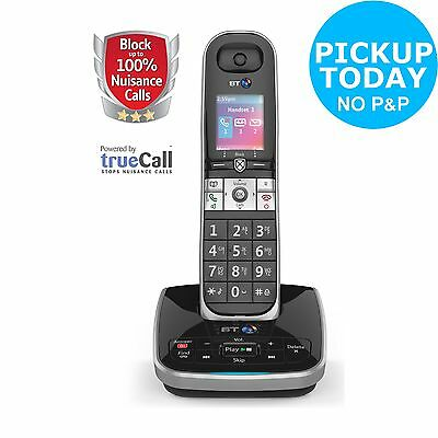 BT 8610 Cordless Telephone with Answer Machine - Single