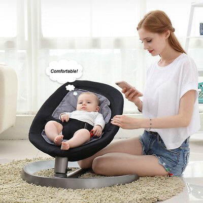 Leaves Swing Baby Cradle Newborn Baby Rocking Chair Comfort Chair Seat With Mesh