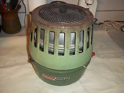 Vintage Coleman Dial-Temp Adjustable Catalytic Heater 3000-5000 BTU Model
