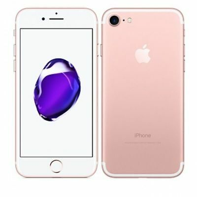 Apple Iphone 7 32 Gb Rose Gold Ricondizionato Grado A/B
