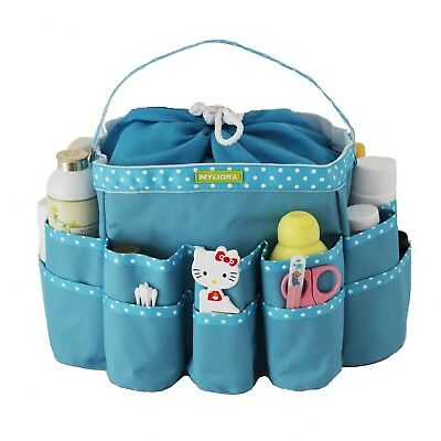 MYLIORA BABY Diaper Depot Duty Caddy Organiser Nappy Change Bag Organizer, XXL