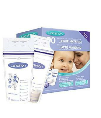 Lanisoh Breastmilk Storage Bags (50 Pieces)