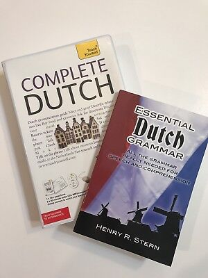 Complete Dutch with Two Audio CDs: A Teach Yourself Guide + Essential Dutch Book