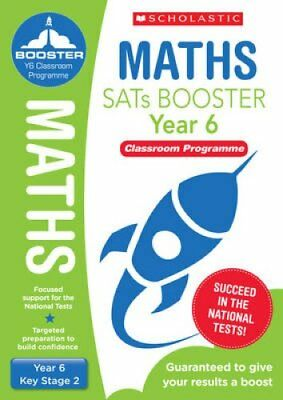 Maths Pack (Year 6) Classroom Programme by Paul Hollin 9781407168449