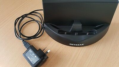 Netgear 78XS Ethernet & Antenna Charging Cradle Docking for AirCard 782S / 785S