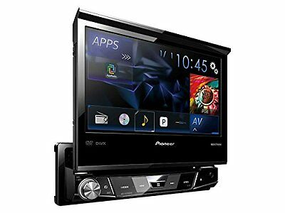 "Pioneer AVH-X6700DVD 7"" Flip Out Touch Screen CD DVD AUX USB APP RADIO ONE"