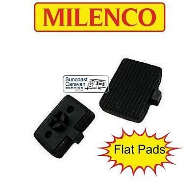 Milenco Replacement Aero Flat Pads Grand Aero Towing Mirror