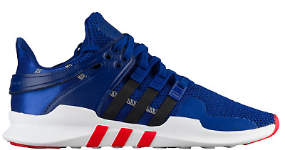 premium selection 0d4ee ac912 NEW ADIDAS EQT Support ADV Tricolor Sneaker Mens blue red white all sizes  AC7184