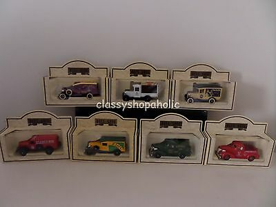 DAYS GONE - Various 1934 & 1939 CHEVROLET 1936 PACKARD 1942 DODGE - Boxed