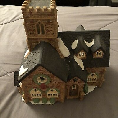 Dept 56 Heritage Village Collection- Dickens' Village Series Knottinghill Church