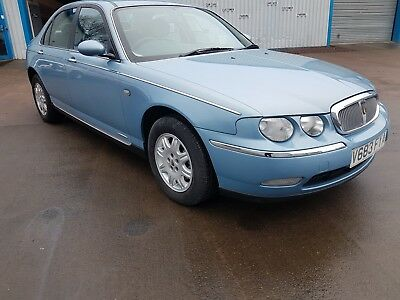 Rover 75 2.0 V6 Club Auto - 3306 Miles From New - Stunning Condition