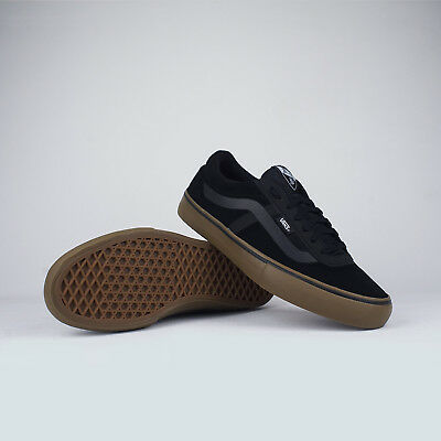 aca7eb06cebc42 VANS AV RAPIDWELD Pro BLACK GUM Men Skate Shoes 8.0 -  44.95