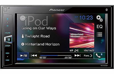Pioneer Mvh Av290Bt Mvhav290Bt D-Din Touchscreen Unit Bluetooth Usb Aux (No Cd)