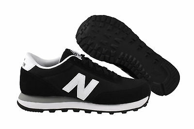 NEW Balance ml501 KW BLACK SCARPE SNEAKER 574 Nero