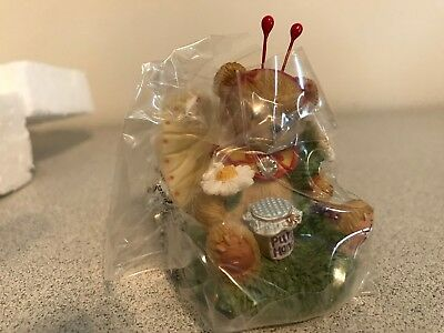 """Cherished Teddies """"Sweetest Thing To Ever Flutter By"""" 4005808 2007 NIB"""