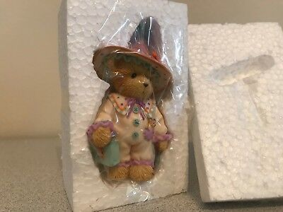 "Cherished Teddies 113511 ""You've Put A Spell On My Heart"" Cora 2003 NIB"