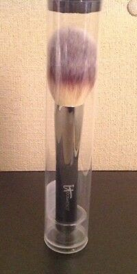 IT Cosmetics Heavenly Luxe™ Wand Ball Powder Brush #8 –New in Box Factory Sealed