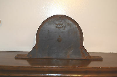 Rare Antique Vintage 1930's JR J R Clancy Theater Pulley Wheel Block