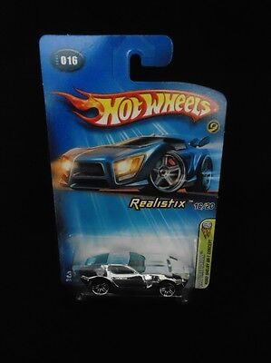 2005 Hot Wheels Ford Shelby GR-1 Concept first edition chrome, first edition