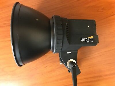 Used Impact EX-100A Lighting 100-120V/60GHz