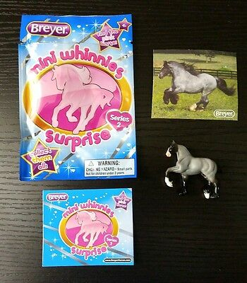 Breyer Mini Whinnies Surprise Series 2 Prince Horse