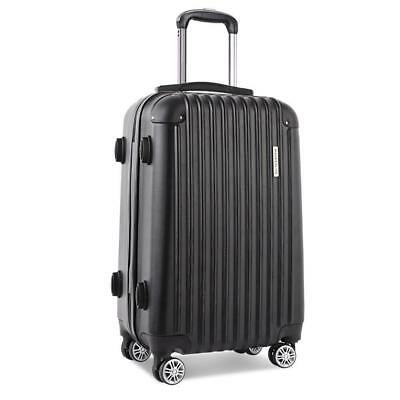 """24"""" Suitcase TSA Approved Lock Travel Suit case Luggage Bag w/ Wheels"""