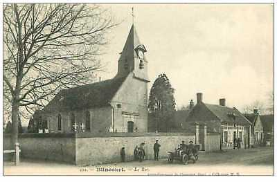 60.blincourt.n°178.la Rue.automobile