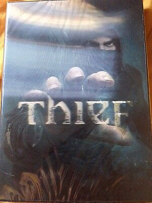Steelbook tin box THIEF