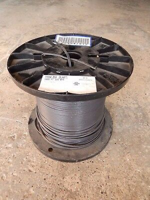 BELDEN Brilliance 7700A B59 30 AWG Shielded Plenum Y/C Video Cable 820'