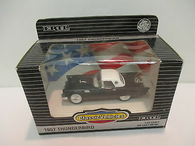 ERTL Classic Vehicles 1:43  '57 Thunderbird   Great Collectable 57