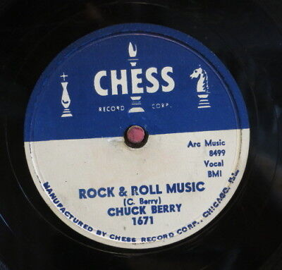 Chuck Berry / Rock And Roll Music & Blue Feeling