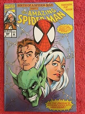 Amazing Spider-Man 394 Marvel Lot of 1 1994 DeMatteis Bagley Mahlstedt