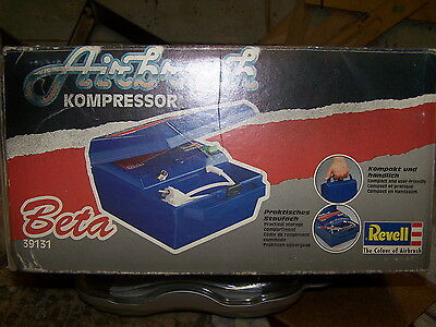 Revell Airbrush-Kompressor Beta 39131
