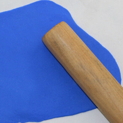 Wooden Rolling Pins Flour Dough Roller Stick for Ceramics Pottery Clay Craft