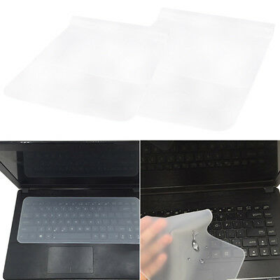 Waterproof Laptop Keyboard protective cover 15.6 17 14 notebook Keyboard cover