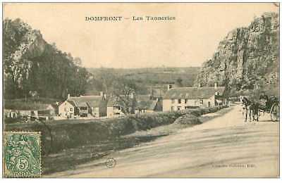 61.domfront.n°24008.les Tanneries