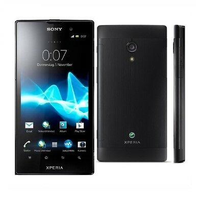 Sony XPERIA ion in Black Handy Dummy Attrappe - Requisit, Deko, Werbung, Muster