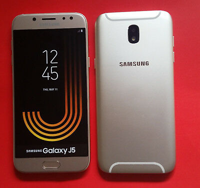 Samsung Galaxy J5 2017 in Gold Handy Dummy Attrappe - Requisit, Deko, Werbung